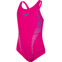 08324 ELECTRIC PINK/PLASTISOL PLACEMENT MUSCLEBACK/SPEEDO