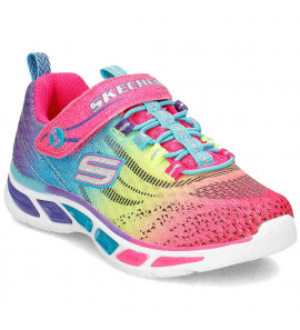10667N MLT/ OMBRE 3D PRINT LIGHTED / SKECHERS