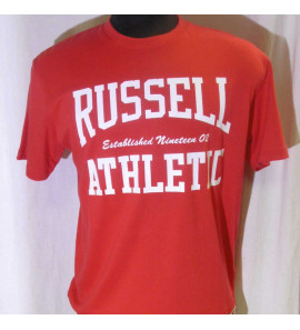 A4-010-1/431-VL   CREW NECK S/S TEE/RUSSELL