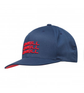 504143/CARBON BLUE-AC STACKED CAP/ O'NEIL