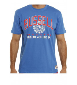 A6-035-1 169-P6/CREW NECK TEE/RUSSELL